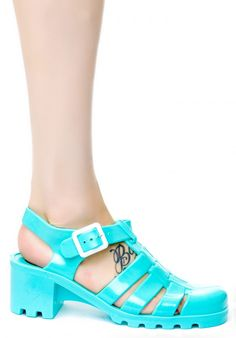 b458651f2962 Juju Shoes Babe Jelly JuJu Jellies