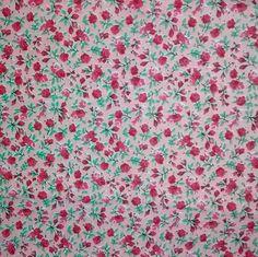 C0107 - floral, fundo salmão