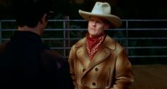 Mulholland Drive the cowboy!!! i love this guy