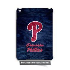 Philadelphia Phillies Custom iPad Air Mini 2 3 4 Case Cover - Cases, Covers & Skins