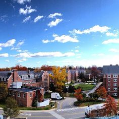What a view! #UNH