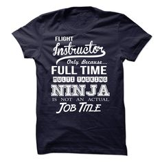 Flight Instructor – Tshirt T Shirt, Hoodie, Sweatshirts - t shirt maker #Cotton #Dress