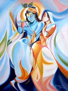 lord krishna paintings - Bing Images