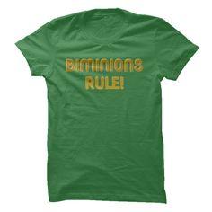 BIM MINIONS Rule! T Shirt, Hoodie, Sweatshirt
