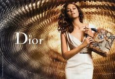 Hair by #OdileGilbert #MarionCotillard #Photo by #PeterLindbergh for #Dior #campaign