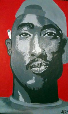 Tupac by Robby Rotten