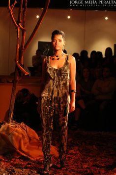 Collection FW 2011, Coleccion OI 2011 Shantall Lacayo Jumpsuit | Enterizo
