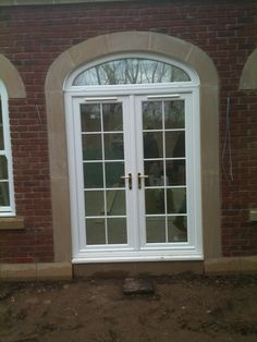 Upvc french doors designed with a keen eye to detail for Upvc french doors yorkshire