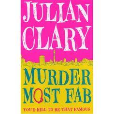 murder most fab - julian clary  excellent fun :)