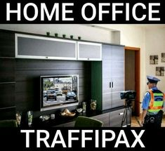 Home Office, Flat Screen, Funny Memes, Humor, Blood Plasma, Home Offices, Humour, Flatscreen, Funny Photos