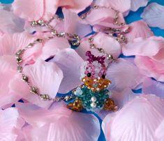 Daisy Duck Necklace
