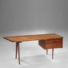 Vanity/Desk, 1959 by George Nakashima