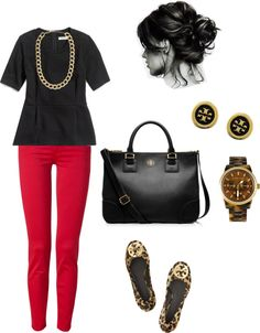 """""""Work OOTD"""" by jalo14 ❤ liked on Polyvore"""