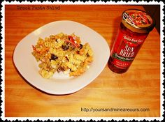 Greek Pasta Salad - Yours And Mine Are Ours