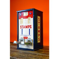 #Stamp #Machine - Pedlars Friday Vintage - Pedlars #Vintage