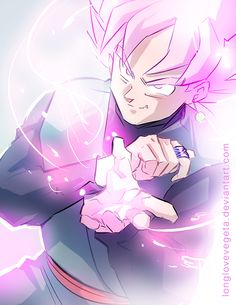DragonBall Super: Let There Be Light by longlovevegeta