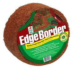 Red Border Edging