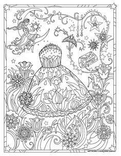 93 Best Fashion Coloring Pages Images On Pinterest In 2018