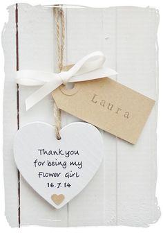 Wedding Thankyou Heart : www.bynicki.co.uk <3