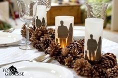 Fotogruesse: Fotolichter zum Weihnachtsfest