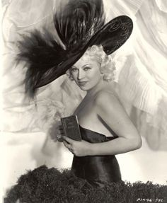 Mae West - come see me sometime, big boy