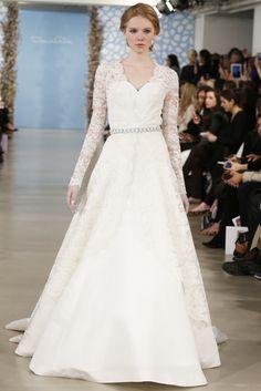 Oscar de la Renta Bridal Spring 2014 - Slideshow