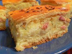 Bryndzový koláč