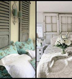 Cabeceros de Cama: Encuentra aquí + 50 Diy para hacer el tuyo propio Oversized Mirror, Bedroom, Macrame, Diy, Furniture, Home Decor, Rural House, Decorating Ideas, Amor
