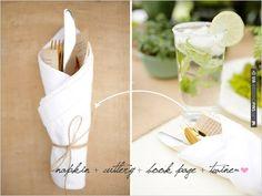 easy decor ideas | VIA #WEDDINGPINS.NET