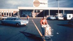 The first Target Store opened on May 1,1962 in Roseville, MN. Just a mile or less north of Saint Paul city boundary...
