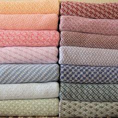 Custom Handwoven Baby Blanket - Cotton. $59.00, via Etsy.http://www.etsy.com/listing/62380596/custom-handwoven-baby-blanket-cotton
