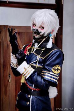 #Touken Ranbu Online YUEGENE(YUEGENE) Nakigitsune Cosplay Photo