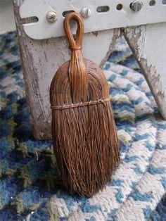 Primitive Antique Hand Made Wisk Broom Whisk Broom | eBay