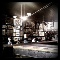 Oldest Bars in America: #3 - McSorley's Old Ale House, New York, NY, 10/2009.