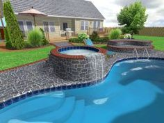 Incredible Pool Design Ideas for Your Backyard 19