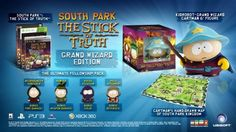 South Park The Stick of Truth Grand Wizard Edition  Xbox 360 Collectors Edition *** For more information, visit image link. Note:It is Affiliate Link to Amazon.