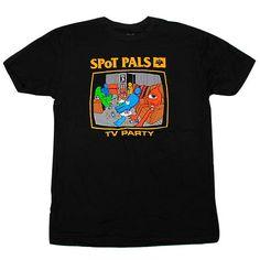 Skatepark of Tampa SPoT Pals T Shirt
