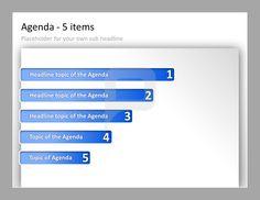 Die 29 Besten Bilder Von Agenda Powerpoint Powerpoint