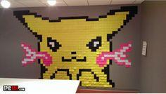 Pikachu-Pokemon. For more cool memes, cool stuff, and utter nonsense visit http://www.pinterest.com/SuburbanFandom/memes-and-such-nonsense/
