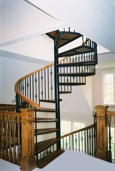 Steel Spiral Staircase | Steel Staircase | Metal Stairs