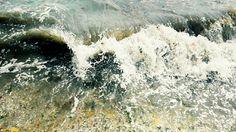 ..les vagues de l'étang..mistral gagnant ... Etang de Berre . Provence June2017 . Hot summer 🌞 ICphotos