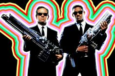 'Men in Black' Is a Perfect Movie and I Will Hear No Arguments Perfect Movie, Black Men, Graffiti, Campaign, Content, Medium, Movies, Recipes, Fictional Characters