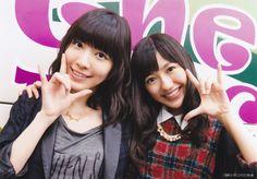 AKB48 33rd - Heart Ereki ► Watanabe Mayu & Matsui Jurina
