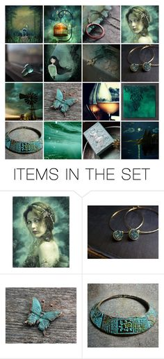 """""""Stranger In A Strange Land"""" by neferknots ❤ liked on Polyvore featuring art"""