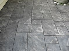 Stamped concrete patio, You can actually change the appearance of your own home, even on the limited budget. Use this article\'s advice and you\'ll be glad to get home daily. Your guidelines into a dream home are right here, so utilize them wisely! Painted Cement Patio, Stamped Concrete Walkway, Wood Walkway, Outdoor Walkway, Outside Patio, Stained Concrete, Outdoor Pool, Outdoor Decor, Concrete Patios