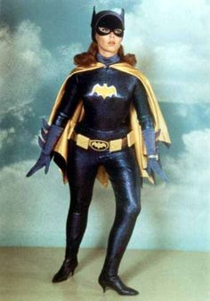 Yvonne Craig was Batgirl in the 1960s Batman television series. Description from pinterest.com. I searched for this on bing.com/images