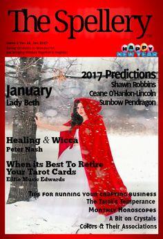 The Spellery Magazine Jan 2017 Issue