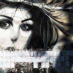 #streetart #watching #eyes #stareatme #dead