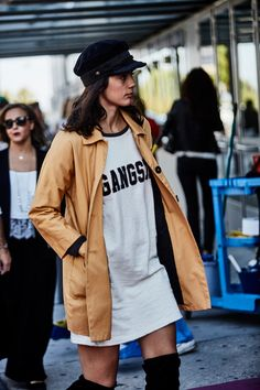 Street Style #MBFWM / Día 4