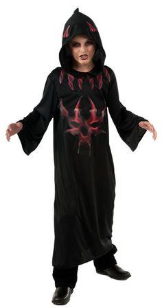 Devil Robe - great boys Halloween costume only £6.99